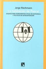 La habitación de Pascal - Jorge Riechmann - Catarata