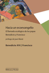 Hacia un ecoevangelio -  AA.VV. - Herder