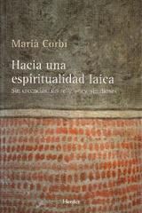 Hacia una espiritualidad laica - Marià Corbi - Herder