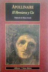 EL Hersesiarca y cía - Guillaume Apollinarie - Valdemar