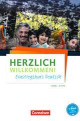 Herzlich willkommen! -  AA.VV. - Cornelsen