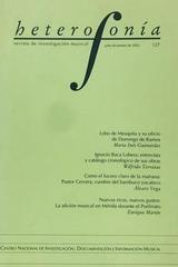 Heterofonía no.127 -  AA.VV. - Otras editoriales
