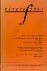 Heterofonía no.128 -  AA.VV. - Otras editoriales