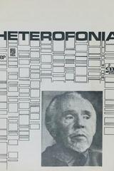 Heterofonía vol 16, no.2 -  AA.VV. - Otras editoriales