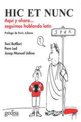 Hic et nunc - Toni Batllori - Editorial Gedisa