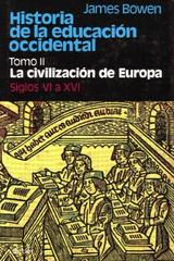 Historia de la educación occidental. Tomo III. - James  Bowen - Herder