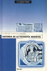Historia de la filosofía medieval - Francisco Canals Vidal - Herder
