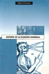 Historia de la filosofía moderna - Roger Verneaux - Herder