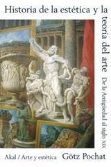 Historia de la estética y de la teoría del arte - Götz Pochat - Akal