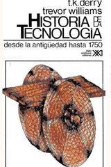 Historia de la tecnología - Vol 1 -  AA.VV. - Siglo XXI Editores