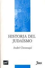 Historia del Judaísmo - André Chouraqui - JUS