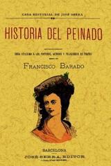 Historia del peinado - Francisco Barado - Maxtor