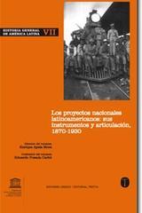 Historia General de América Latina Vol. VII - Enrique Ayala Mora - Trotta