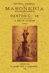 Historia general de la masonería - Georges Danton - Maxtor