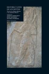 Historia y leyes de los hititas II -  AA.VV. - Akal