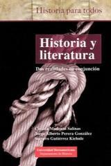 Historia y literatura. Dos realidades en conjunción -  AA.VV. - Ibero