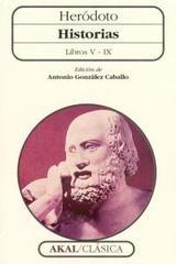 Historias -  Heródoto - Akal