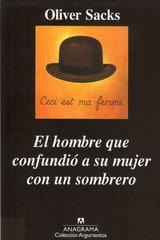 El hombre que confundió a su mujer con un sombrero -   - Anagrama