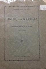 Homenaje a Beethoven -  AA.VV. - Otras editoriales
