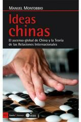 Ideas chinas - Manuel Montobbio - Icaria