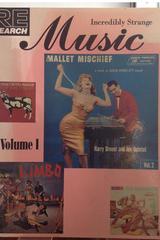 Incredibly Strange Music - Andrea Juno - RE/Search Publications