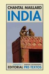 India - Chantal Maillard - Pre-Textos