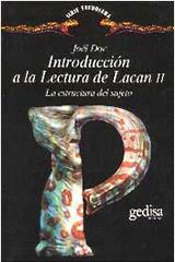Introducción a la lectura de Lacan II - Joël Dor - Editorial Gedisa