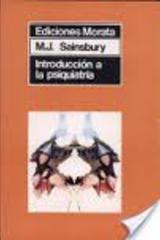 Introducción a la psiquiatría - M. J. Sainsbury - Morata