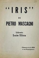 Iris - Pietro Mascagn -  AA.VV. - Otras editoriales