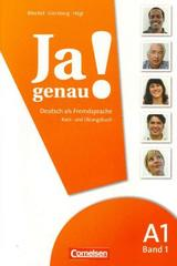 Ja Genau A1 Band 1, Kurs und Übengsbuch -  AA.VV. - Cornelsen