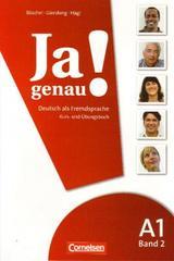 Ja Genau A1 Band 2, Kurs und Übengsbuch -  AA.VV. - Cornelsen
