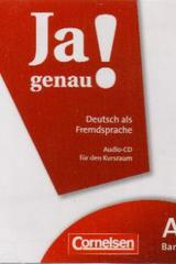 Ja Genau A1 Band 2, CD-Audio -  AA.VV. - Cornelsen