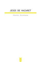 Jesús de Nazaret - Günther Bornkamm - Ediciones Sígueme