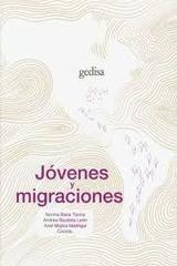 Jóvenes y migraciones -  AA.VV. - Editorial Gedisa