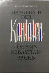 Handbuch der kantaten Johann Sebastian Bachs -  AA.VV. - Otras editoriales