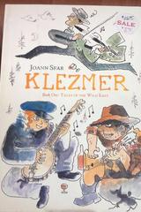 Klezmer - Joann Sfar - First Second