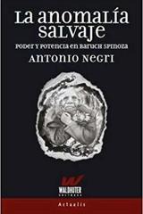 La anomalía salvaje - Antonio Negri - Waldhuter