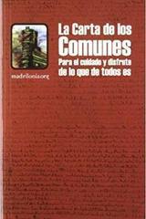 La carta de los comunes -  AA.VV. - Traficantes de sueños