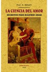 La ciencia del amor - H. Ridley - Maxtor