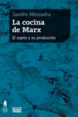 La cocina de Marx - Sandro Mezzadra - Tinta Limón