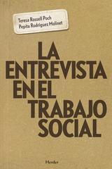 La entrevista en el trabajo social -  AA.VV. - Herder