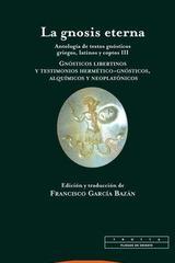 La gnosis eterna Vol III -  AA.VV. - Trotta