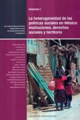 La heterogeneidad de las políticas sociales en México -  AA.VV. - Ibero