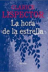 La hora de la estrella - Clarice Lispector - Siruela