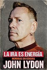 La ira es energía - John Lydon - Malpaso