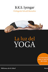 La luz del yoga - B.K.S. Iyengar - Kairós