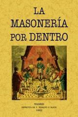 La masonería por dentro -  AA.VV. - Maxtor
