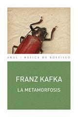 La metamorfosis - Franz Kafka - Akal
