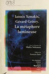 La Metaphore Lumineuse - Makis Solomos (Coordinador) -  AA.VV. - Otras editoriales