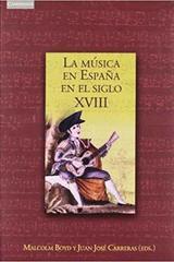 La música en España en el siglo XVIII -  AA.VV. - Akal